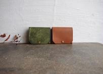 lampan|コンパクト財布〈お札まっすぐ〉2色