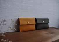 lampan|本革コンパクト財布〈geta〉