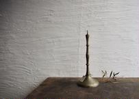 古物|フランスヴィンテージ燭台|真鍮