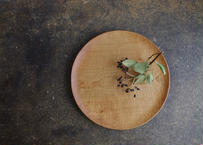 cava  craft|丸皿(ヤマザクラ)21cm