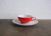 古物/1960-70's三郷陶器カップ&ソーサー