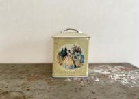 vintage|イギリス製ティン缶「ガーデン」
