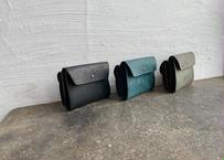【受注製作】lampan|二つ折り財布〈イタリア製本革〉 magic 各色