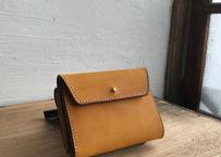 送料無料|lampan |二つ折り財布 黄色