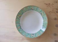 Japan vitage/鳴海製陶すずらんの深皿