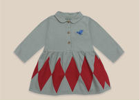 "【 BOBO CHOSES 20AW 】Diamonds Princess Dress(22000092)""ワンピース"""