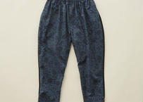 "【 eLfinFolk 20AW 】wild flower pant(elf-202F16)""パンツ"" / blue / size 110 - 130"
