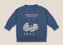 "【 BOBO CHOSES 20AW 】Zebra Painter Sweatshirt(22000028)""スウェット"""