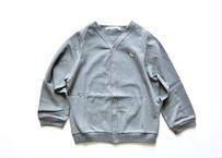 """【 ミナペルホネン 20AW 】YA8077P  zutto """" カーディガン""""  / gray / 110-140cm"""