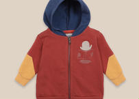 "【 BOBO CHOSES 20AW 】 Translator Hooded Sweatshirt(22000039)""スウェット"""