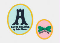 【 Bobo Choses 2020SS 】12011020Dance Company Iron-On Patches Pack