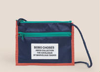 "【 BOBO CHOSES 20AW 】Boy Patch Passport Bag(22011020)""バッグ"""