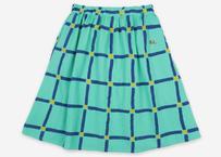 "【 BOBO CHOSES 21SS 】Cube All Over Woven Midi Skirt(121AC090)""スカート"""