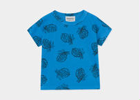 【 Bobo Choses 2020SS 】12000005All Over Pineapple T-Shirt