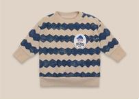 "【 BOBO CHOSES 20AW 】Columns Sweatshirt(22000035)""スウェット"""
