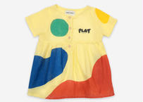 """【 BOBO CHOSES 21SS 】Play Landscape Buttoned Dress(121AB068)""""ワンピース"""""""