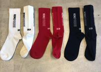 【 nunuforme 2020SS 】nunuforme ソックス [socks01] / Navy