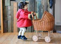 Egmont Toys社 【 ポーランド製 柳の乳母車 】