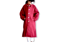 """【 GRIS 20AW】GR20AW-CO001B  Stainless Collar Coat """"コート"""" / Rose / M-L"""