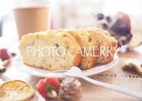 洋菓子の写真