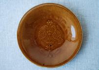 型打ち8寸皿 C _郡司製陶所