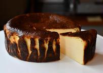 【全国発送】ホルンのバスクチーズケーキ (9月28日〜9月30日発送)