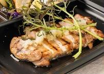 宮城県産蔵王豚のステーキ