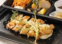宮城県産森林鶏のステーキ