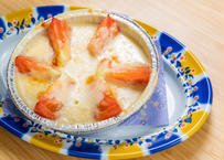 トマトのクリームチーズグラタン