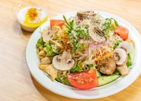 10種野菜と宮城県産森林鶏のシーザーサラダ