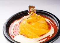トマト&チーズのオムレツ姫