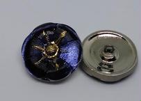 R-42チェコガラスボタン24mm