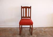★GOOD LUCK CHAIR(古道具張り替え椅子)