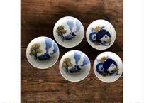 小皿2種  5枚set