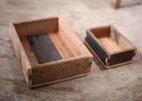 1/16(土) , 4/17(土) DIY CLASS | 木組みでつくる!木箱WS!