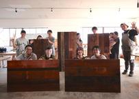 1/11(土) ,2/8(土),3/5(木) DIY Class <古材ダイニングテーブル WS>
