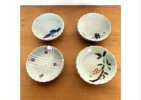 小皿4種×2枚 8枚set③