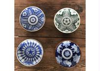 小皿4種×2枚 8枚set