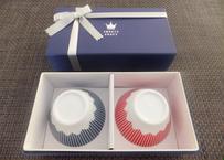 富士山モチーフ カップ(L) 専用GIFT BOX入り 2個セット