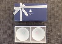 桜モチーフ カップ(L) 専用GIFT BOX入り 2個セット