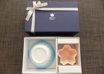 富士山マルチボール + サクラ セット  専用 GIFT BOX 入り