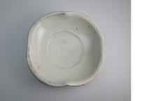 唐津粉引小皿 (窯物)