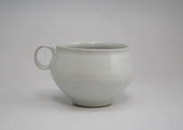 白磁マグカップ②(隆 作)