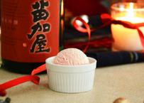 【Xmas2020限定・店舗受取(持ち運び時間90分まで)】Strawberry Cream SAKEICE(いちごミルク×若鶴酒造・苗加屋 琳赤)