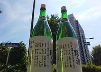 悦凱陣 花巻亀の尾山廃純米 無濾過生原酒 1800ml