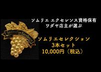 ソムリエセレクション 10,000円(3本)セット