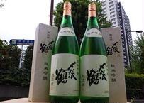 〆張鶴 越淡麗 純米吟醸 1800ml