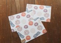 煮しめポストカード(3枚セット)