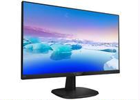 PHILIPS 24.5型ワイド液晶ディスプレイ ブラック 5年間フル保証(フルHD/DP/HDMI/D-Sub/スピーカー搭載) 253V7LJAB/11