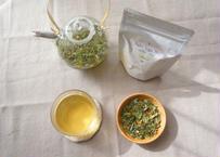 Saku Yoga Tea 初春茶 『萌 ー めぐみ ー』 リーフ(20g入り)